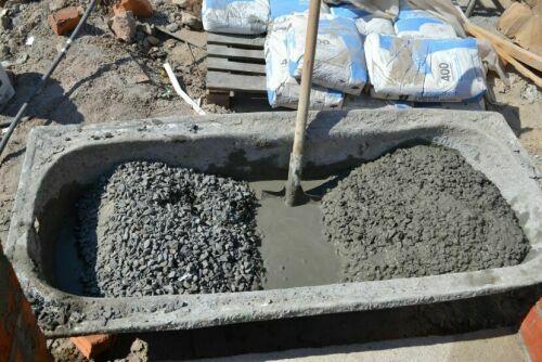 рецепт правильного бетона